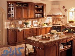 انتخاب کابینت آشپزخانه خود را به ما بسپارید| کابینت انار طراح، تولیدکننده و مجری انواع کابینت