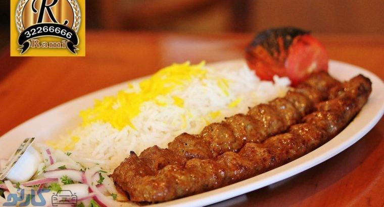 آشپزخانه مامان پز بابل | آشپزخانه رمی قدیمی ترین آشپزخانه تهیه غذا در بابل