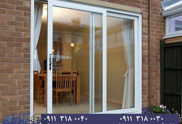پنجره وین تک | پنجره شهر نماینده برتر انواع پنجره های دو جداره وین تک در استان مازندران