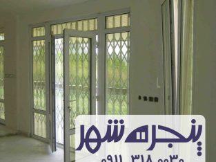 درب و پنجره دوجداره upvc در متل قو و عباس آباد |  گروه صنعتی پنجره شهر