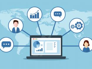 تولید و اجرای انواع برنامه CRM | گروه تحقیق و توسعه کارنو