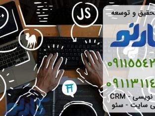 خدمات برنامه نویسی در مازندران | گروه تحقیق و توسعه کارنو
