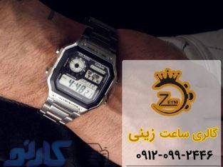 قیمت ساعت کاسیو casio مردانه و زنانه اصل در بابل و بابلسر ، مازندران   گالری ساعت زینی