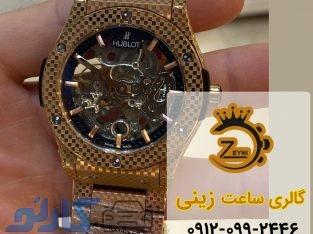 قیمت ساعت هابلوت hublot مردانه و زنانه اصل در آمل و محمودآباد، مازندران | گالری ساعت زینی