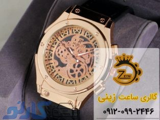 قیمت ساعت هابلوت hublot مردانه و زنانه اصل در نور و رویان ، مازندران   گالری ساعت زینی