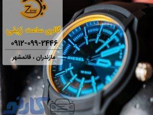 قیمت ساعت دیزل DIESEL مردانه و زنانه اصل در چالوس و رامسر،مازندران | گالری ساعت زینی