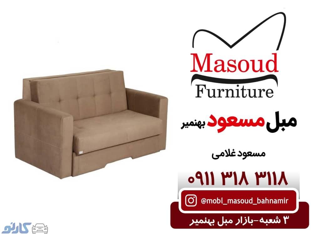 قیمت وخریدمبل تخت خوابشو ارزان در دریاکنارو خزرشهر| مبل مسعود بهنمیر