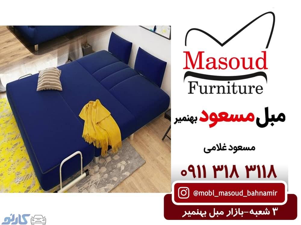 قیمت وخریدمبل تخت خوابشوارزان در متل قو مازندران |مبل مسعود بهنمیر