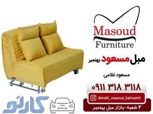 قیمت وخریدمبل تخت خوابشوارزان درنکا وبهشهر مازندران |مبل مسعود بهنمیر