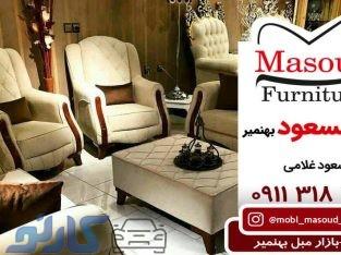قیمت خرید مبل سلطنتی و کلاسیک در متل قو مازندران| مبل مسعود بهنمیر
