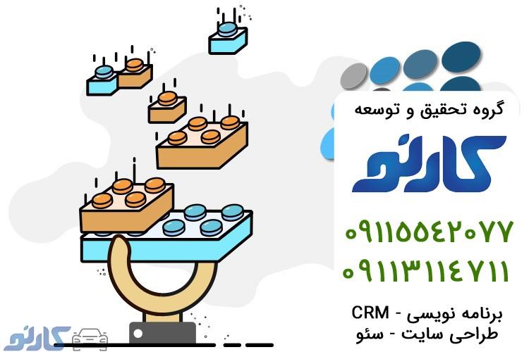 راه اندازی فروشگاه اینترنتی در بابل ، مازندران   گروه تحقیق و توسعه کارنو